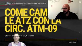 Webinar gratuito sulla Circolare ATM-09 di ENAC