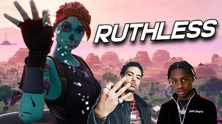 """Fortnite Montage   """"RUTHLESS"""" (Lil Tjay & Jay Critch)"""