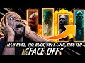 THE ROCK SNAPPED?!   Tech N9ne - Face Off (feat. Joey Cool, King Iso & Dwayne Johnson) REACTION