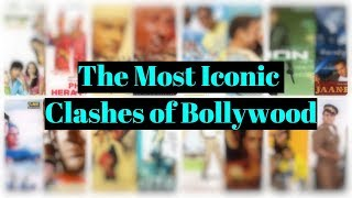 The Most Iconic Clashes of Bollywood | #Tutejatalks
