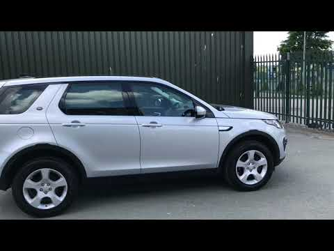 LAND ROVER DISCOVERY SPORT 2.0 TD4 HSE 5DR