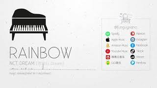 NCT DREAM「Rainbow (책갈피)」Piano Cover