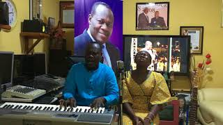 ELDER MIREKU AND SANDY ASARE LIVE HOME WORSHIP