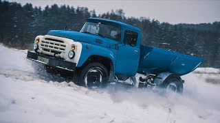 ZIL 600 hp drive to offroad