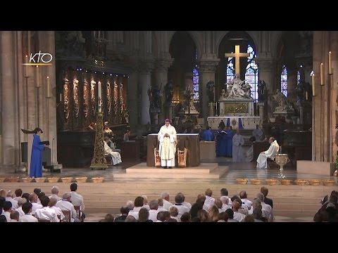 Messe du 21 mai 2017