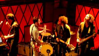 "The Damnwells - ""No One Listens To The Band Anymore"" - Rockwood Music Hall NYC - NYE 1 - 12/31/11"