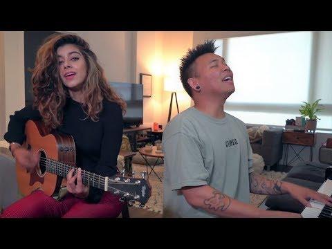 Ed Sheeran feat. YEBBA - Best Part Of Me (Cover by Samica & AJ Rafael)