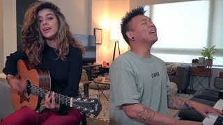 Ed Sheeran Feat. YEBBA   Best Part Of Me (Cover By Samica & AJ Rafael)