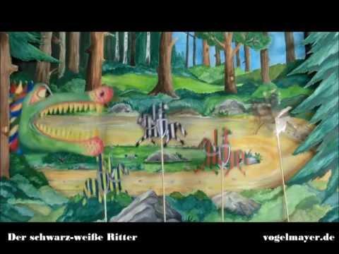 DER SCHWARZ-WEIßE RITTER | Vogelmayer - Musik-Kabarett aus Bayern
