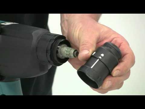 Makita BHR243  cordless hammer drill