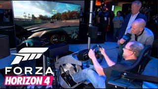 Forza Horizon 4 - Customization?? / First Wheel Gameplay (Mixer Stream Highlights)