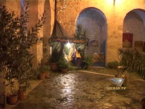 SICILIA TV FAVARA - A Favara è aria di festa. Presepe vivente a San Francesco.