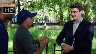 Rising Of Christ! Hashim Vs Christian Missionary   Speakers Corner   Hyde Park