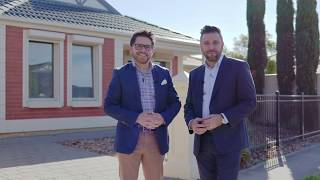 1A Hamley Crescent, Mansfield Park with Laurie Berlingeri & Michael Walkden - Adelaide Real Estate SA -