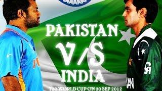 Ind vs Pak 20 20 full match