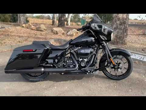 2020 Harley-Davidson Street Glide® Special in Vacaville, California - Video 1