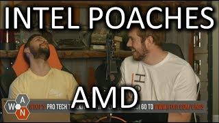 INTEL POACHES AMD - WAN Show November 10, 2017