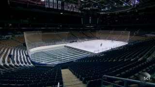 Engineering the Perfect Ice Hockey Arena | Strip the City