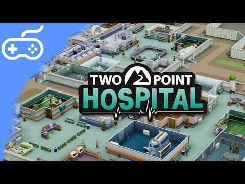 STARÁM SE O NEMOCNICI! - Two Point Hospital