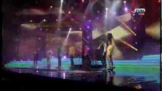 Happy - Gianluca Bezzina & Siblings at the Malta Eurovision 2014
