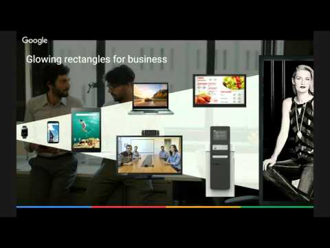 Android and Chrome for Work: Devices to Power Small Business