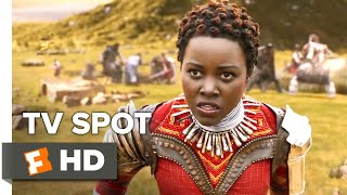 Black Panther 'Entourage' TV Spot (2018) | Movieclips Coming Soon