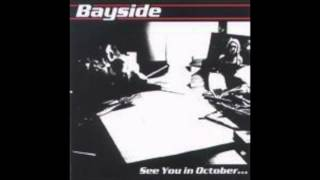 Bayside (Can) - West 3rd from 2001 album See You In October