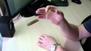 Jackall воблер tiny fry 38 sp matt tiger