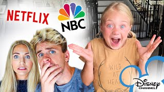 EVERLEIGH AUDITIONS FOR HER FIRST OFFICIAL TV SHOW!!! *SURPRISE*