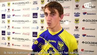 Alexis De Sart Na STVV - KAS Eupen