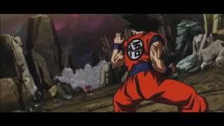 Goku VS Jiren Fight Edit | (Xxxtentacion Jocelyn Flores Downtime Remix )