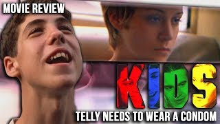 WHY YOU SHOULD WATCH THIS MOVIE, Our Kids 1995 Analysis || Larry Clark Kids Movie Reaction