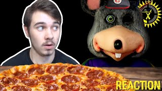 JonnyBlox Reacts to 'Food Theory: Chuck E Cheese Pizza, Should You Be Scared?'