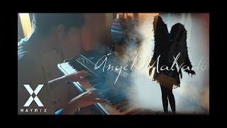 Raymix   Ángel Malvado (Piano Electrónico Cover)