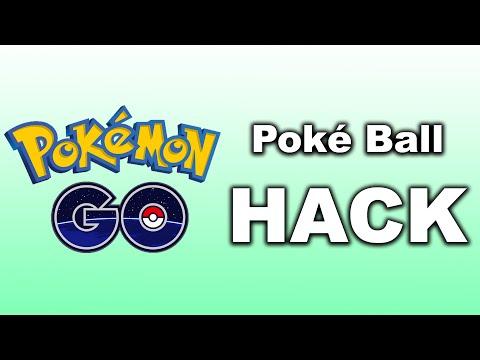 Pokemon GO Hack - realističtější pokebally