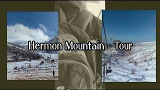 preview picture of video 'AICAT INDONESIA 16 : HERMON MOUNTAIN ❄⛄'