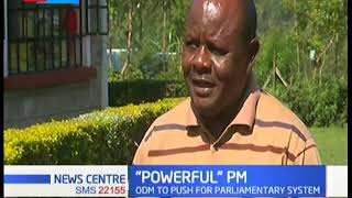 MP. Benjamin Washiali dismiss ODM demands of an independent powerful prime minister
