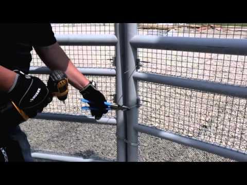 TransGard Fence Installation