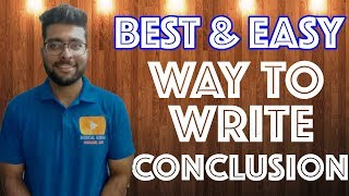 5 Ultimate tips to write conclusion || Learn to write IELTS writing conclusion
