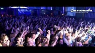 Chicane - Bruised Water Live at Armada Night ADE 2009