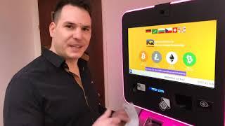 Wo finde ich Bitcoin ATM in Polen?
