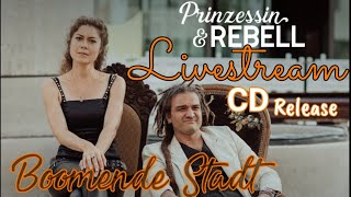 "CD-Release-Konzert ""Prinzessin & Rebell"""