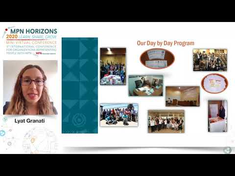 Day by Day Adherence Program - Support and Orientation project for MPN patients - Lyat G.Espinoza