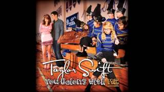 Taylor Swift - You Belong With Me (Audio)