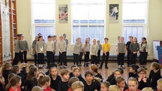 Year 5 Poetry presentation