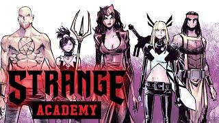 STRANGE ACADEMY #1 Trailer | Marvel Comics