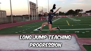 Long Jump - Teaching
