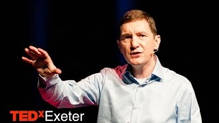 Sustainable community development: from what's wrong to what's strong | Cormac Russell | TEDxExeter