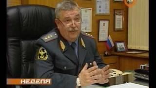 Рен-ТВ Передача Неделя. Майор Алексей Дымовский