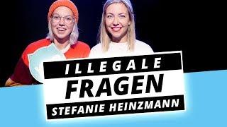 Stefanie Heinzmann War Schon Mal In Einer Stripshow!   Illegale Fragen